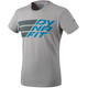 Dynafit Graphic CO t-shirt Heren grijs